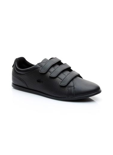 Lacoste Kadın Rey Strap Sneakers 736CAW0035.02H Siyah